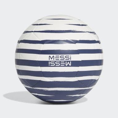 Bola Messi Club (UNISSEX) Azul Futebol