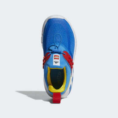 Tenis adidas RapidaZen x LEGO® Azul Niño Training