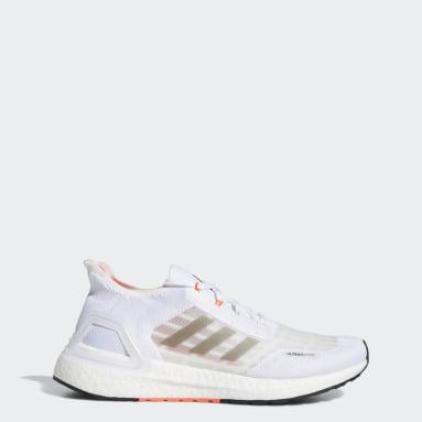 Women Running White Ultraboost Summer.RDY Shoes