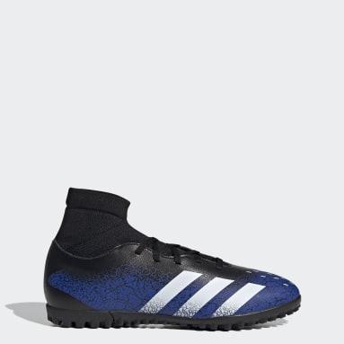 Zapatos de Fútbol Predator Freak.4 Pasto Sintético Azul Hombre Fútbol