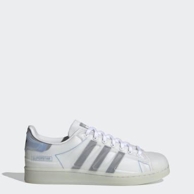Erkek Originals Beyaz Superstar Futureshell Ayakkabı