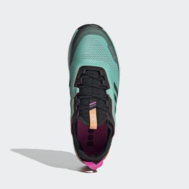 Sapatos de Trail Running Agravic Flow GORE-TEX TERREX Verde TERREX