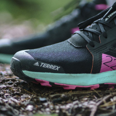 TERREX Black Terrex Speed Flow Trail Running Shoes