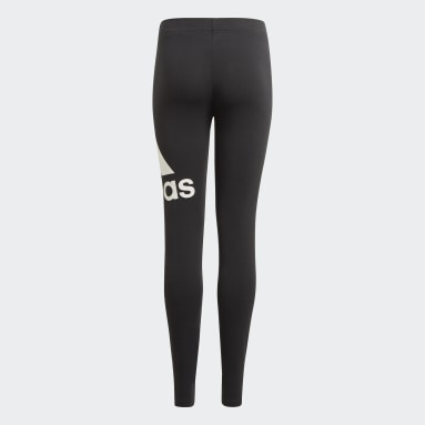 Girls Sport Inspired Black adidas Essentials Tights