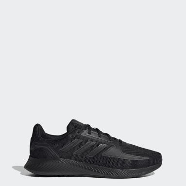 Erkek Koşu Siyah Runfalcon 2.0 Ayakkabı