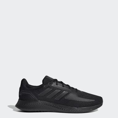 Sapatos Runfalcon 2.0 Preto Running