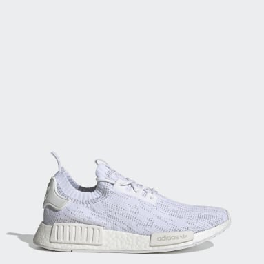Originals Vit NMD_R1 Primeknit Shoes