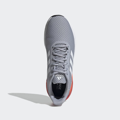 Men Running Grey Response SR Shoes