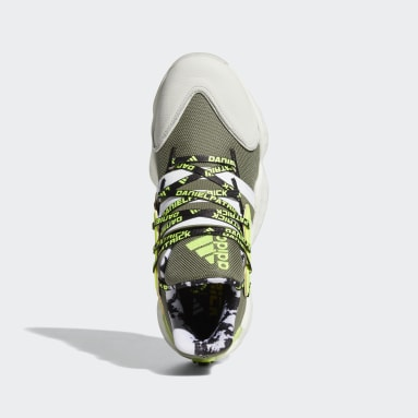 Chaussure Daniel Patrick x Harden Vol. 4 vert Basketball