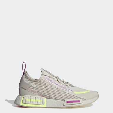 Women Originals Beige NMD_R1 Spectoo Shoes