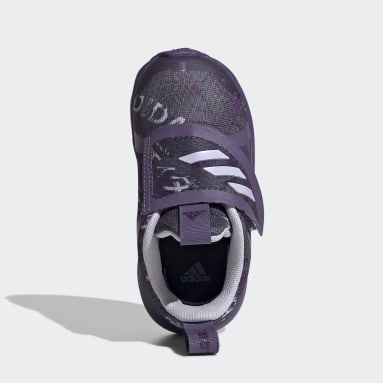 Zapatillas FortaRun X (UNISEX) Violeta Niño Running