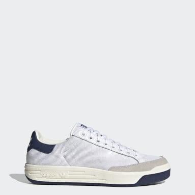 Men Originals White Rod Laver Shoes