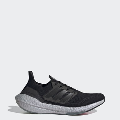 Women Running Black Ultraboost 21 Shoes