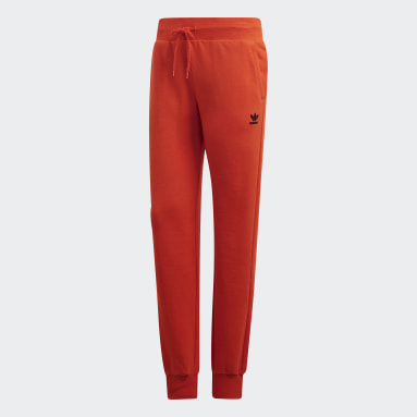 Women's Originals Orange Cuffed Pants