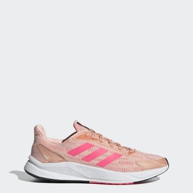 Women Running Pink X9000L1 Shoes
