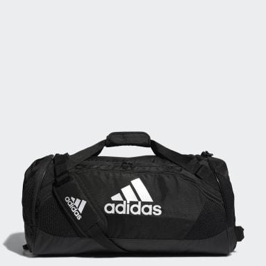 Football Black Team Issue 2 Duffel Bag Medium