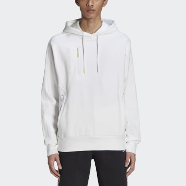 Originals White Ninja Hoodie (Gender Neutral)