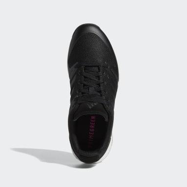 Golf zwart EQT Spikeless Wide Golfschoenen
