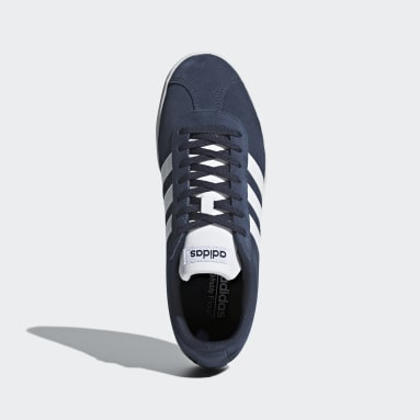 Erkek Sport Inspired Mavi VL Court 2.0 Ayakkabı