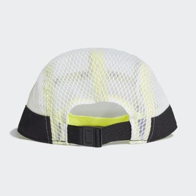 Training White Five-Panel Athletics Hat