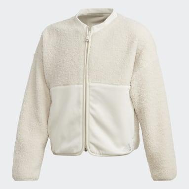 Youth Training Beige Warm BOA Jacket
