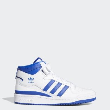 Women's Originals White Forum Mid Shoes