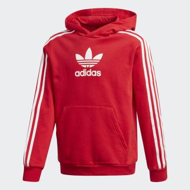 Youth Originals Red Hoodie