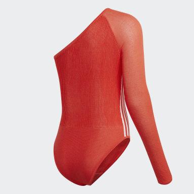 Enterizo Rojo Mujer Originals