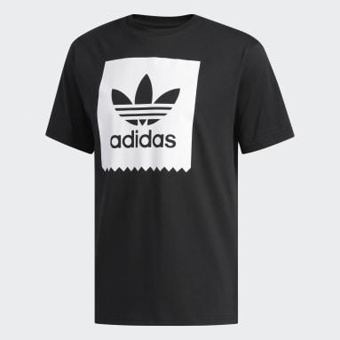 Men Originals Black Solid BB T-Shirt