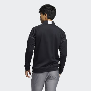 Mænd Golf Sort Equipment Quarter-Zip sweatshirt