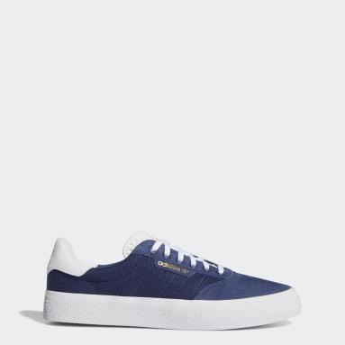 Zapatillas 3MC Azul Hombre Originals