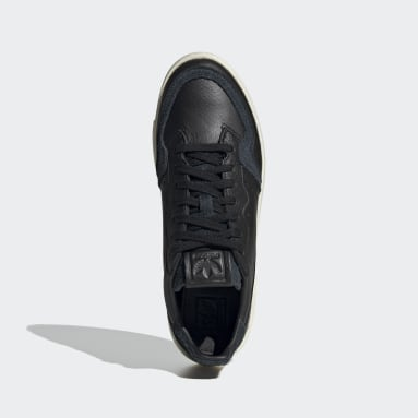 Originals Zwart Supercourt Schoenen