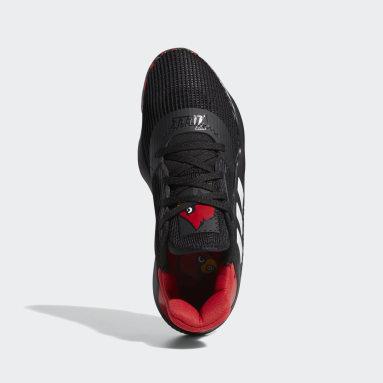 Men's Basketball Black Pro Bounce 2019 Low Shoes