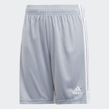 Youth Soccer Grey Tastigo 19 Shorts