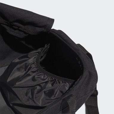 Bolsa de deporte Linear Logo Negro Gimnasio Y Entrenamiento