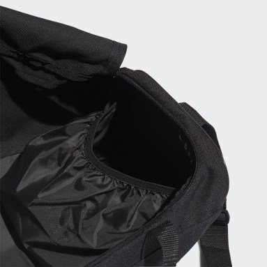 Mochila para entrenamiento Linear Logo (UNISEX) Negro Training