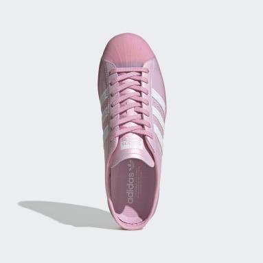 Originals Pink Superstar Mule Shoes