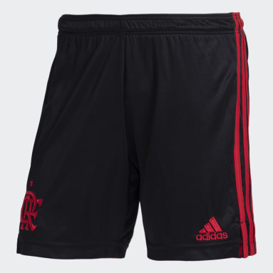 Shorts 3 CR Flamengo 20/21 Preto Homem Futebol