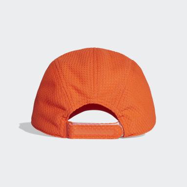 Running Orange Climacool Running Cap