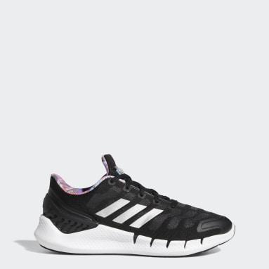 Zapatillas Climacool Ventania Negro Mujer Running