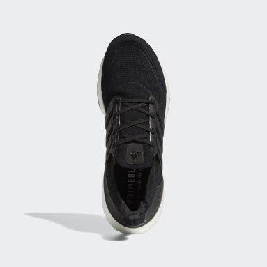 Běh černá Boty Ultraboost 21