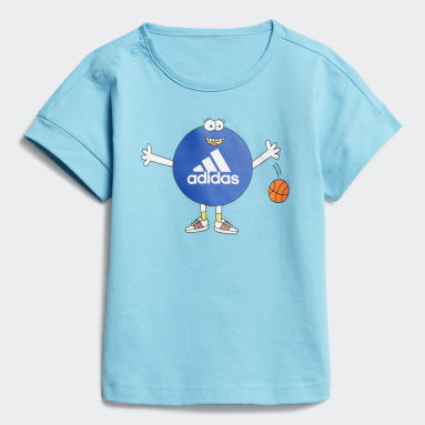 Completo Cleofus Summer Turchese Bambini Fitness & Training
