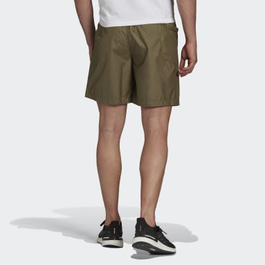 Men's Sportswear Green Parley Shorts