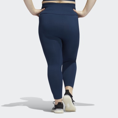 Women's Yoga Blue Formotion Sculpt Tights (Plus Size)