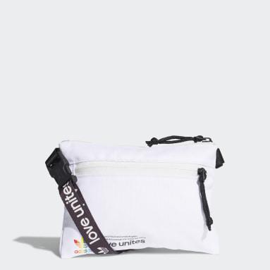 Bolso Pequeño Pride (UNISEX) Blanco Originals