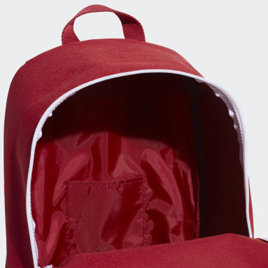 Sportswear Linear Classic Daily Rucksack Weinrot