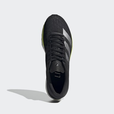 Men's Running Black Adizero Adios 5 Shoes