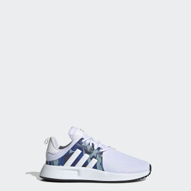 Kids Originals White X_PLR Shoes
