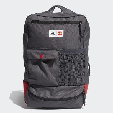 Børn Fitness Og Træning Grå adidas x Classic LEGO® rygsæk