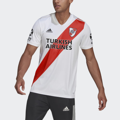 Voetbal Wit River Plate 20/21 Thuisshirt